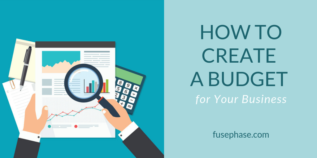 How to Create a Budget for Your Business