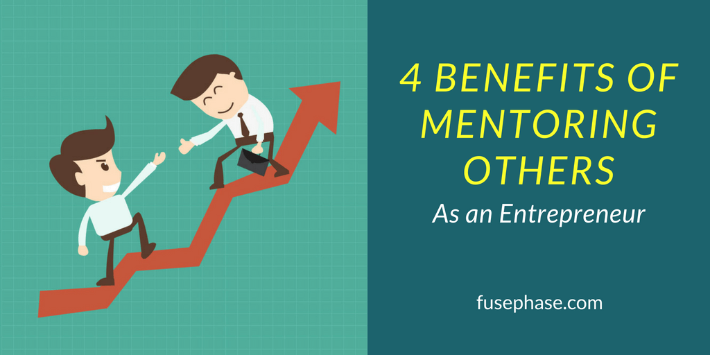 Benefits of Mentoring Others as an Entrepreneur