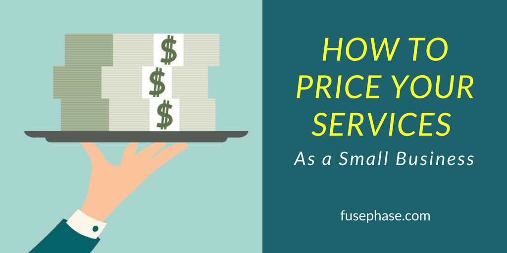 Tips on Pricing Your Services as a Small Business